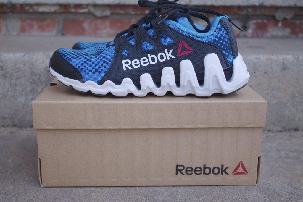Reebok ZigTech Sneakers -blue shoes