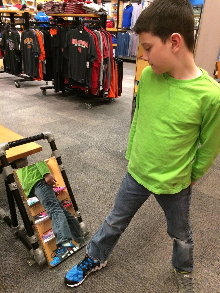 Reebok Zigtech sneakers for kids