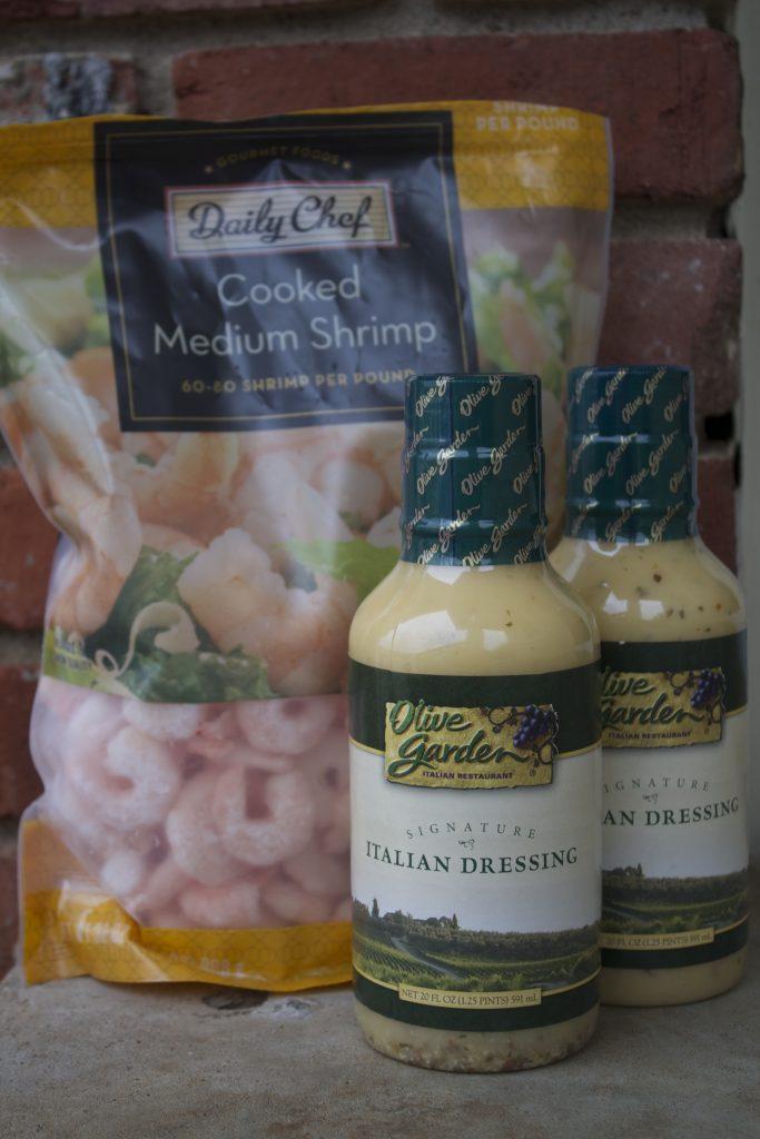 marinated shrimp Sam's Club