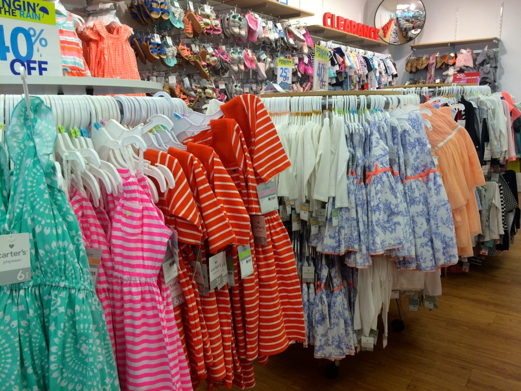 easter dresses at carters