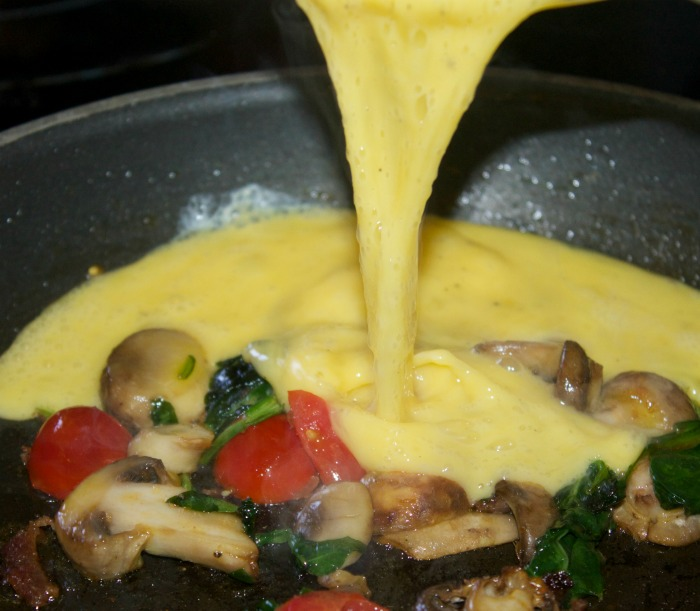 Potato Bacon Egg Cheese Skillet-breakfast recipes