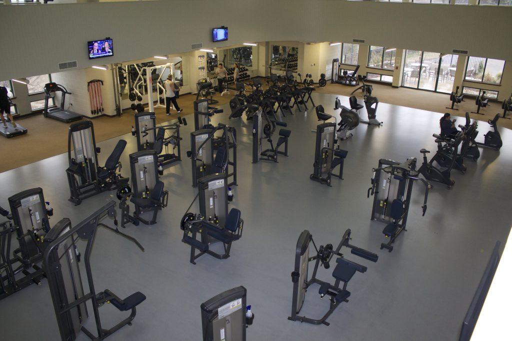 chickasaw retreat fitness center