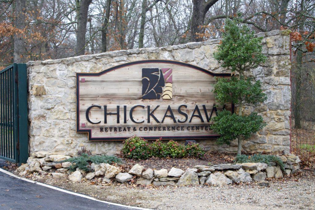 chickasaw resort in oklahoma