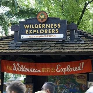 What is the Wilderness Explorers at Disney's Animal Kingdom #MonkeyKingdomEvent