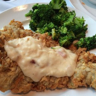 chicken fried steak oklahoma