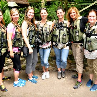 Take a Walk on The Wild Side with Disney's Wild Africa Trek #MonkeyKingdomEvent