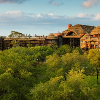The Animal Kingdom Lodge at Walt Disney World #MonkeyKingdomEvent