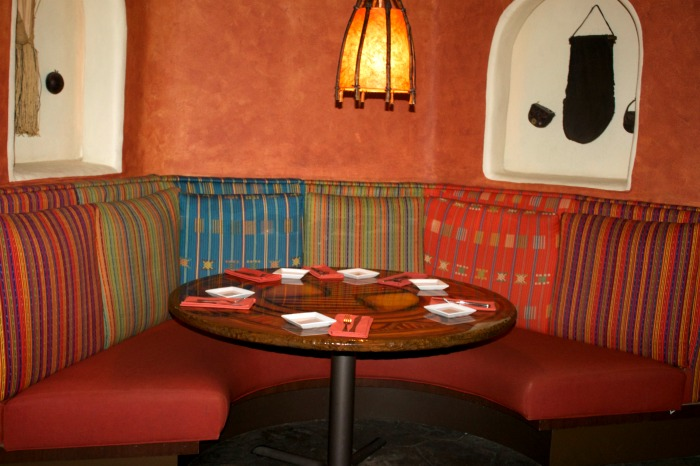 review sanaa at disney-sanaa food