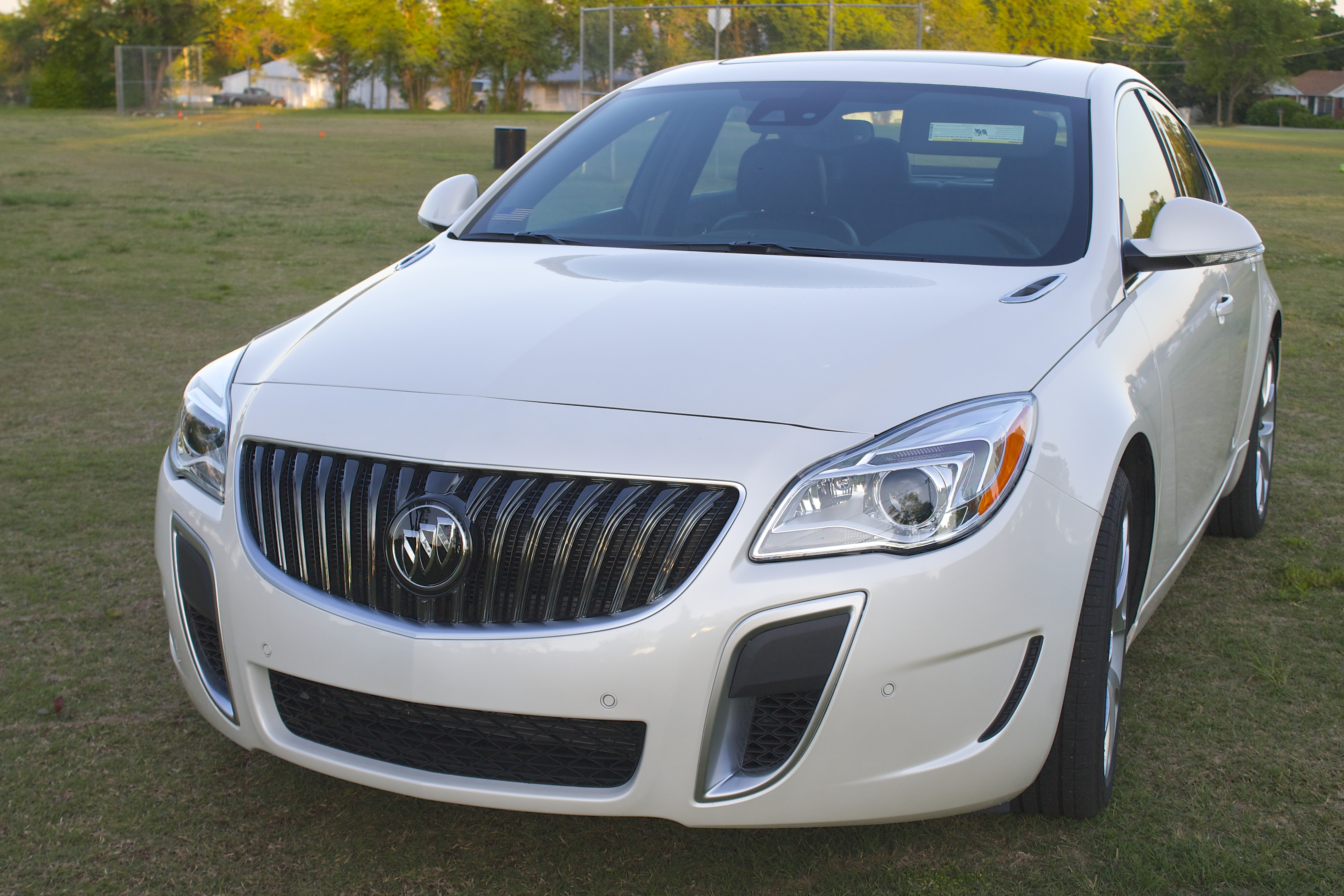Why You Should Consider The 2015 Buick Regal Gs