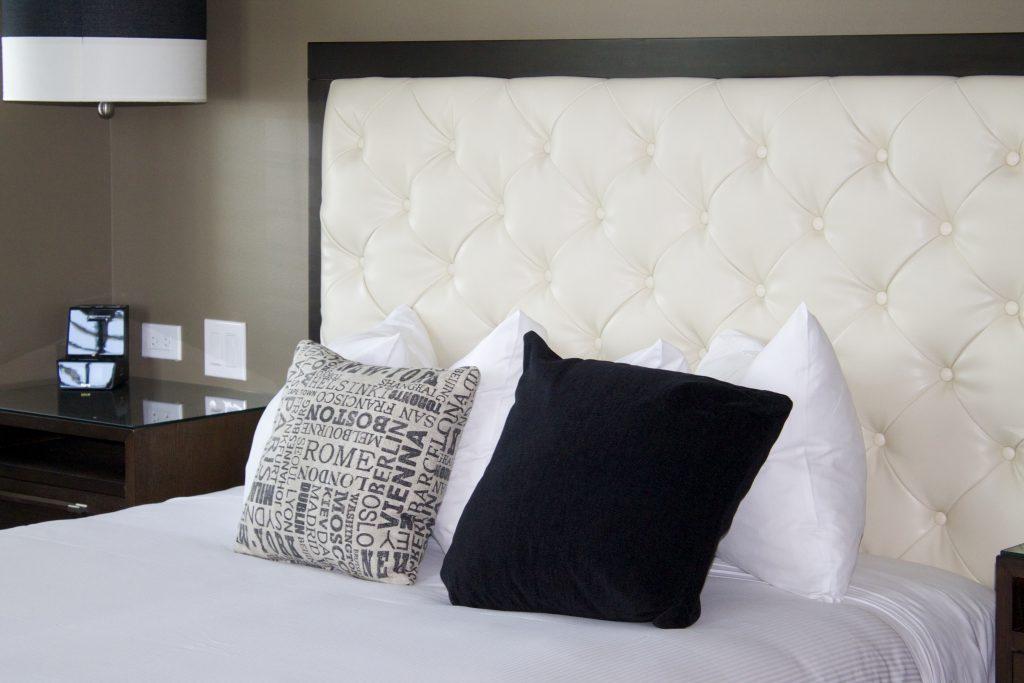 ambassador okc hotel bed