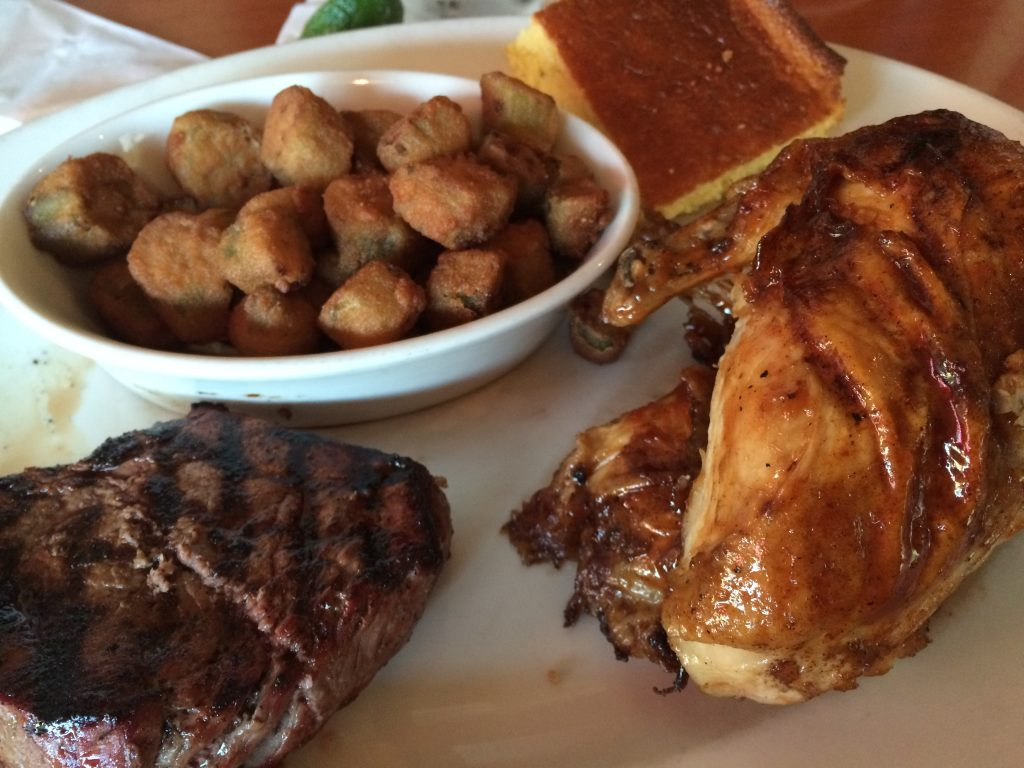best places to eat in Oklahoma City-toby keith