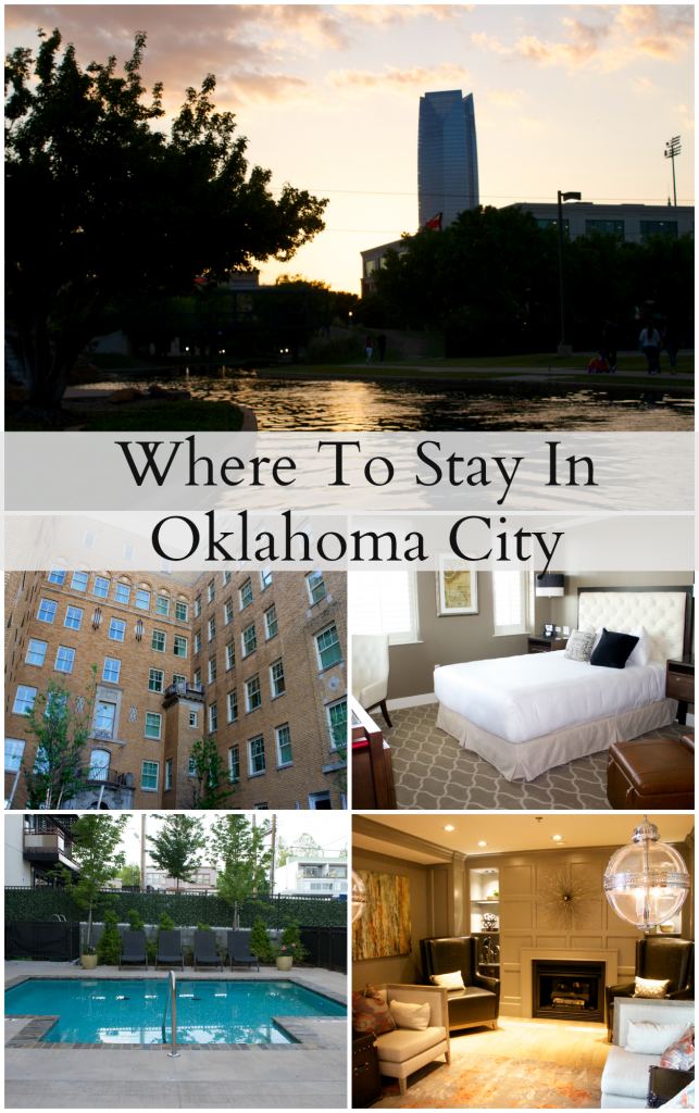 Where to Stay in Oklahoma City