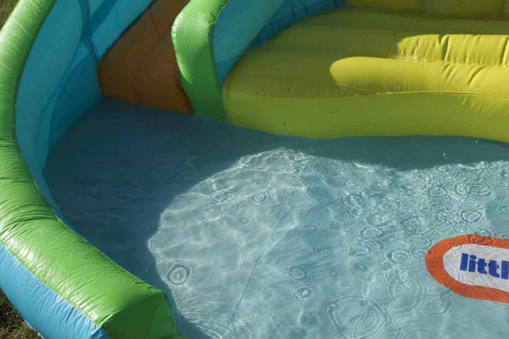 water slide for kids