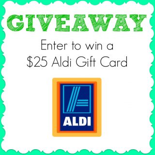 ALDI Giveaway Winner