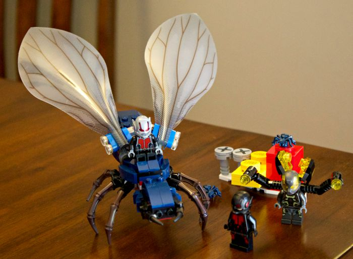 LEGO Ant-Man Final Battle Marvel SUPER Heroes LEGO Set