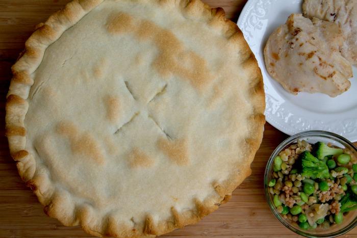pot pie recipe with chicken