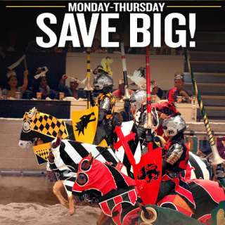 Check Out These Special Offers At Medieval Times!