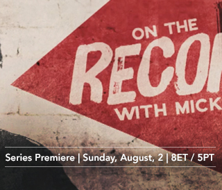 On The Record With Mick Rock @OvationTV #MickRock