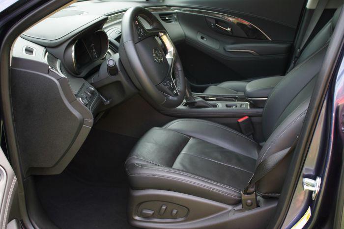 buick vehicle reviews