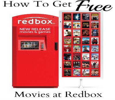 Free Redbox Codes 2015 Free Movie Rentals