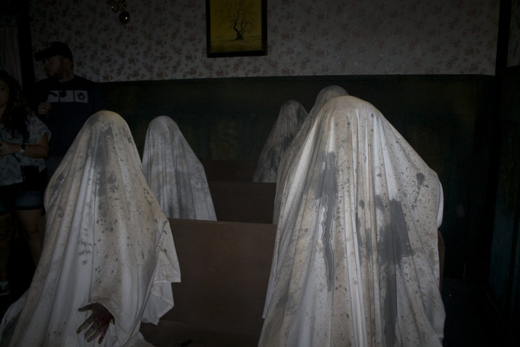Halloween Horror Nights Ghosts