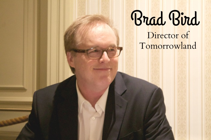 brad bird director of tomorrowland