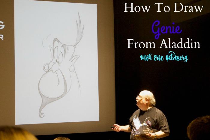 genie from aladdin