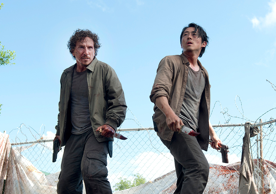 glenn dead from walking dead