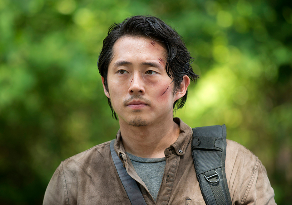 Is Glenn Really Dead-The Walking Dead
