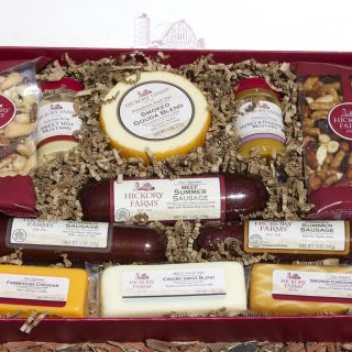 Holiday Traditions with Hickory Farm+ Giveaway