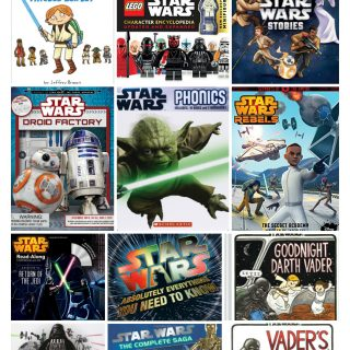 The Best Star Wars Books For Kids Of All Time