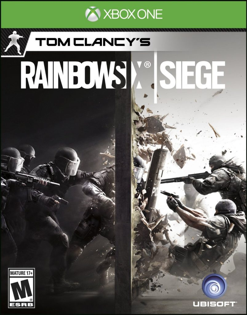 Tom Clancy's Rainbow Siege Six Review