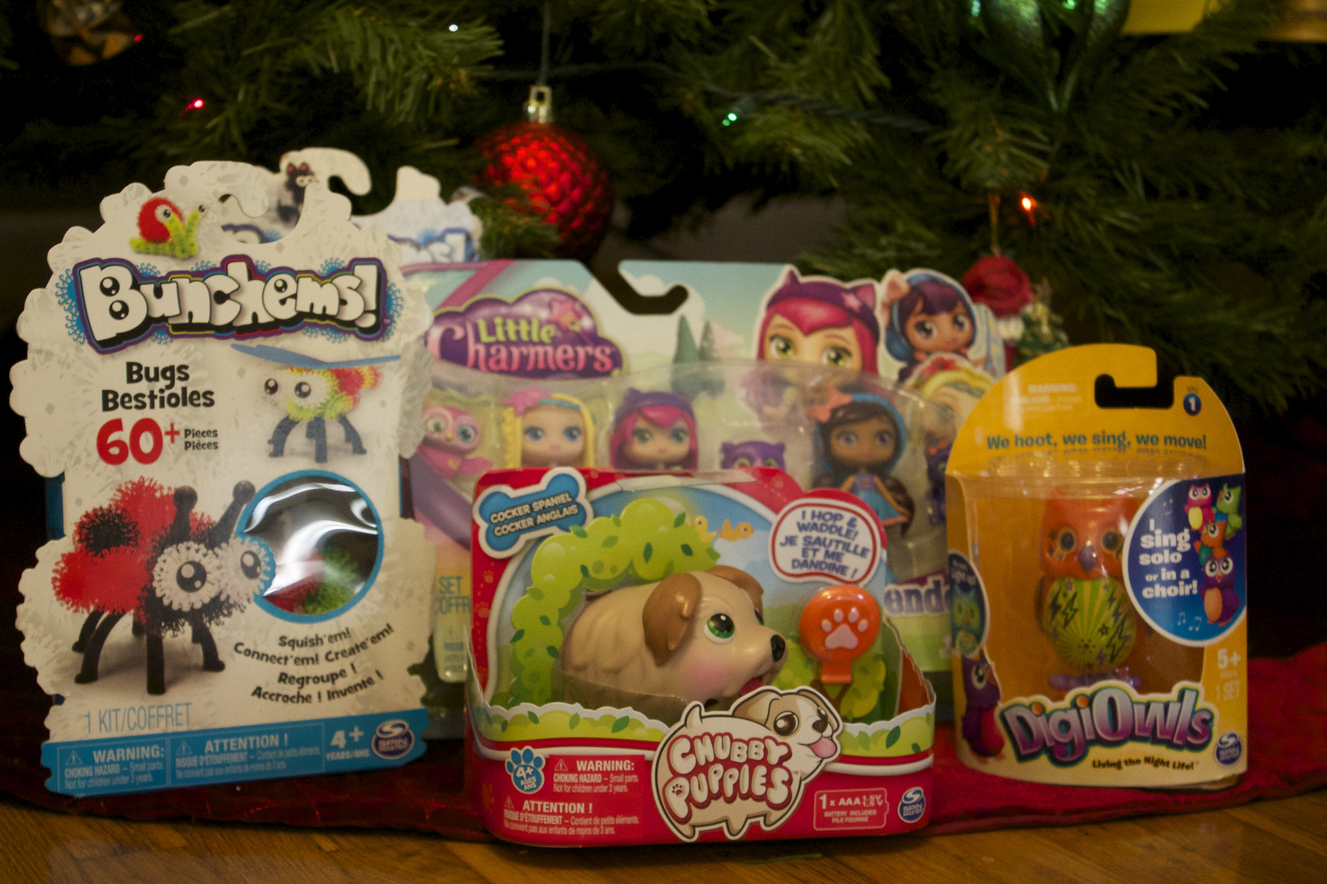 Toys For Holiday : Holiday gift guide must have toys from spin master mom luck