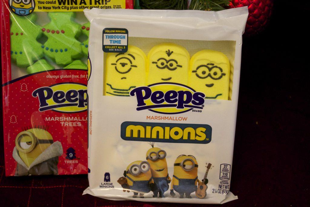 Peeps Minions