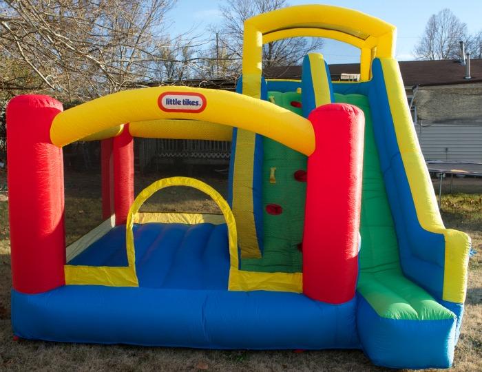 giant bounce slider