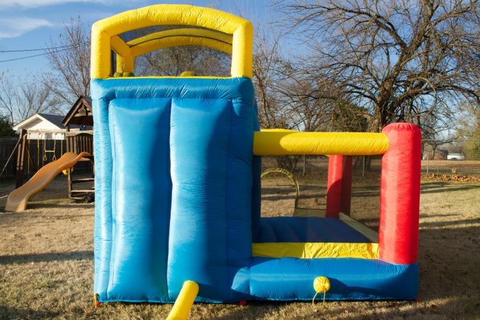 giant bounce slider little tikes