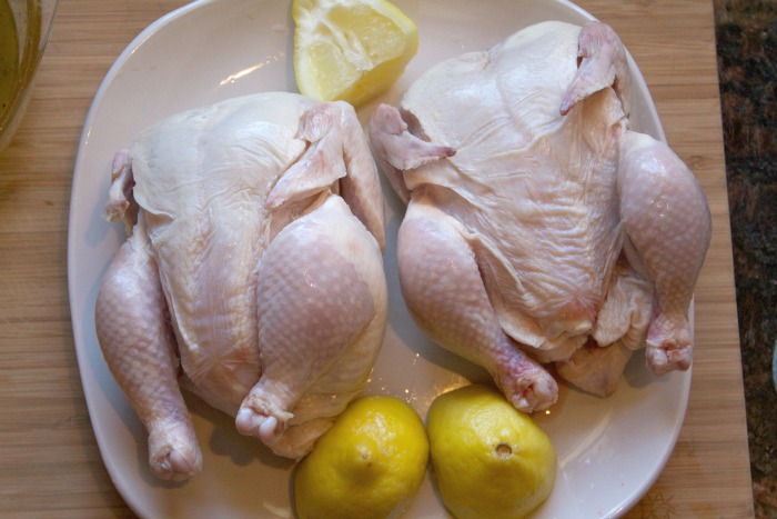 how to cook cornish hens