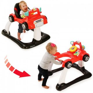 Holiday Gift Guide: Kolcraft 4×4 2-in-1 Activity Walker + Giveaway