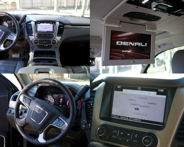 2016 Denali Features