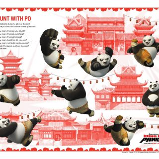 Kung Fu Panda 1 & 2 Are Now Available on DVD