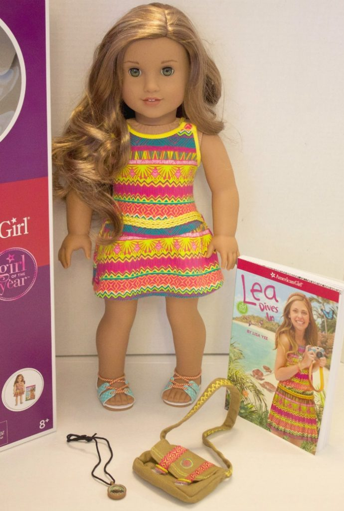 American Girl Doll Lea Clark Review Mom Luck