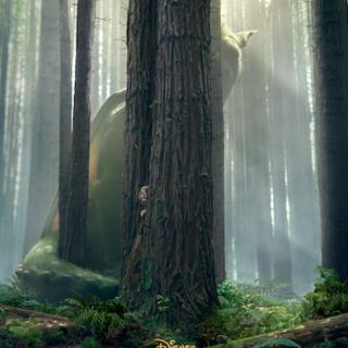Disney's Pete's Dragon Reimagined