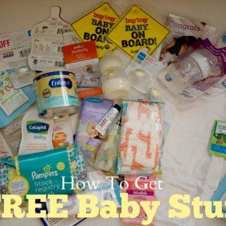 free baby stuff online