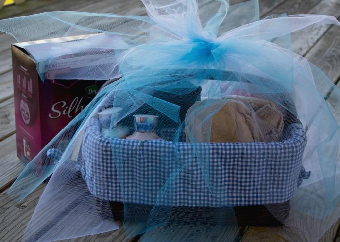 pamper kit for new mom