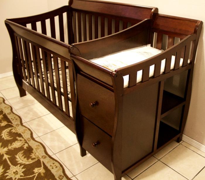delta children crib