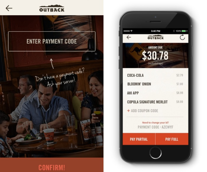 Sep 09,  · The Outback App is now available across all participating Outback locations. The Outback app is the fastest, mobile way to enjoy the bold flavors of Outback Steakhouse. Get seated faster by checking wait times and choosing when you want to arrive/5().