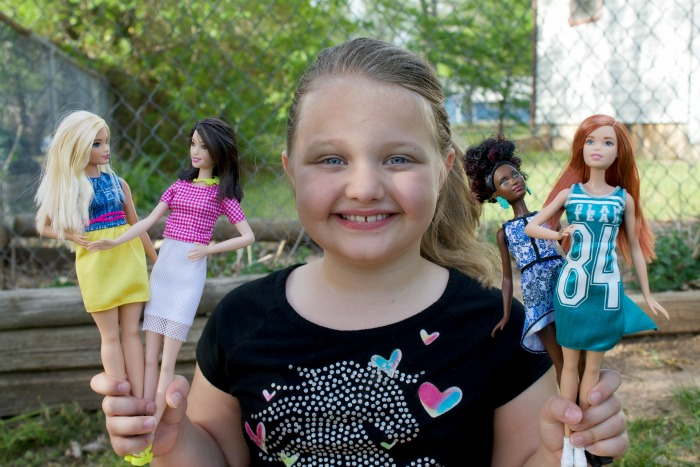 curvy barbie doll