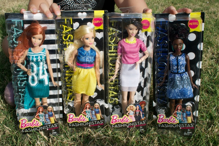 Fashionistas Barbie
