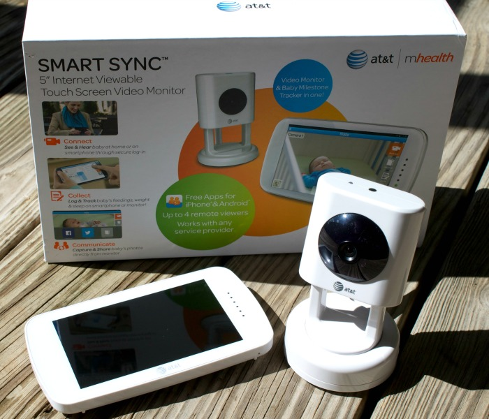 Smart Sync baby monitor