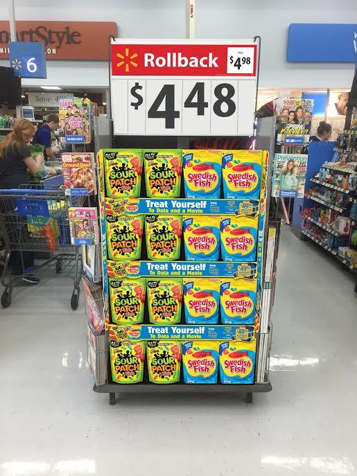 swedish fish at Walmart